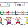 '' r '' Sesi Noktalı Hece – Yazma Etkinliği