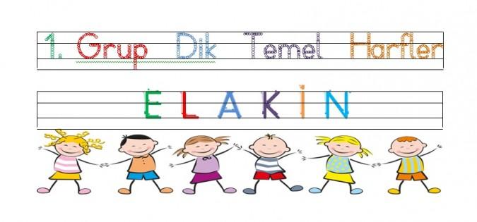 1. Sınıf Elakin Okuma Metinleri