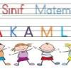 1. Sınıf Matematik Rakamları Kes Yapıştır Etkinliği