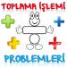 1. SINIF TOPLAMA İŞLEMİ PROBLEMLERİ 3