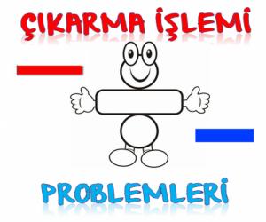 1. SINIF ÇIKARMA İŞLEMİ PROBLEMLERİ 1